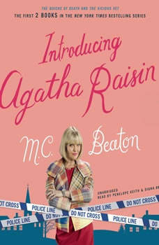 Introducing Agatha Raisin: The Quiche of Death and The Vicious Vet, M. C. Beaton