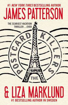 The Postcard Killers, James Patterson
