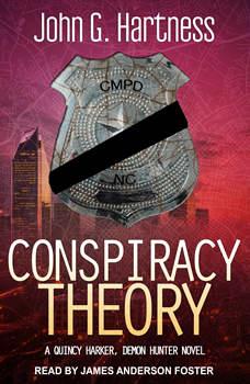 Conspiracy Theory, John G. Hartness