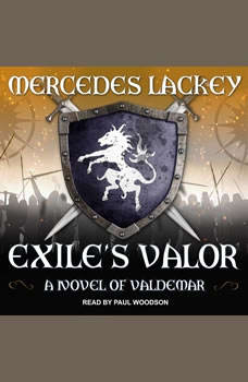 Exile's Valor: A Novel of Valdemar, Mercedes Lackey