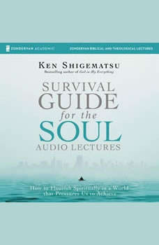 Survival Guide for the Soul: Audio Lectures: How to Flourish Spiritually in a World that Pressures Us to Achieve How to Flourish Spiritually in a World that Pressures Us to Achieve, Ken Shigematsu