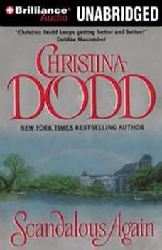 Scandalous Again, Christina Dodd