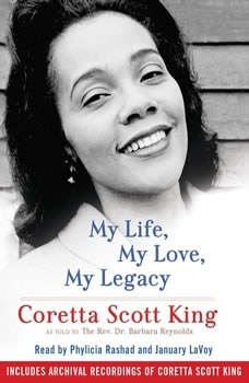 My Life, My Love, My Legacy, Coretta Scott King
