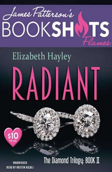 Radiant: The Diamond Trilogy, Book II, Elizabeth Hayley