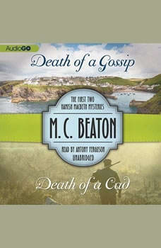 Death of a Gossip & Death of a Cad: The First Two Hamish Macbeth Mysteries, M. C. Beaton