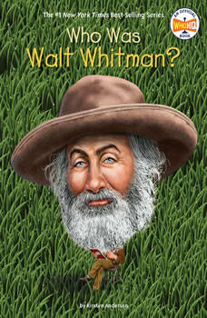 Who Was Walt Whitman?, Kirsten Anderson