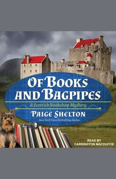 Of Books and Bagpipes, Paige Shelton