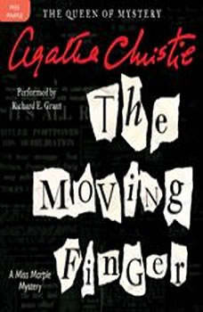 The Moving Finger: A Miss Marple Mystery, Agatha Christie