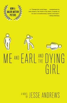 Me and Earl and the Dying Girl, Jesse Andrews