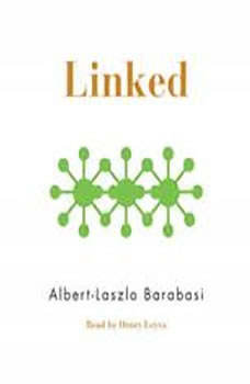 Linked: The New Science of Networks, Albert-Laszlo Barabasi