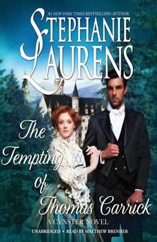 The Tempting of Thomas Carrick, Stephanie Laurens
