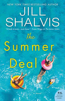 The Summer Deal: A Novel, Jill Shalvis