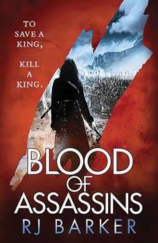 Blood of Assassins, RJ Baker