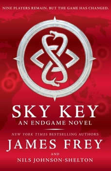 Endgame: Sky Key, James Frey