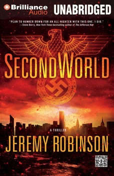 SecondWorld, Jeremy Robinson