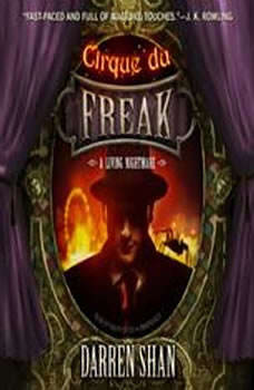 Cirque du Freak: A Living Nightmare A Living Nightmare, Darren Shan