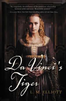 Da Vinci's Tiger, L. M. Elliott