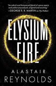 Elysium Fire, Alastair Reynolds