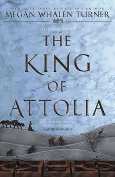 The King of Attolia, Megan Whalen Turner