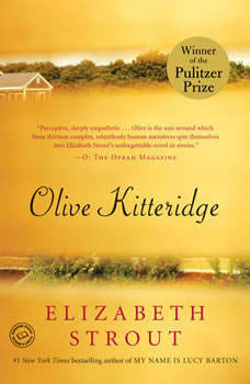 Olive Kitteridge: Fiction, Elizabeth Strout