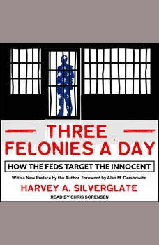 Three Felonies A Day: How the Feds Target the Innocent, Harvey Silverglate