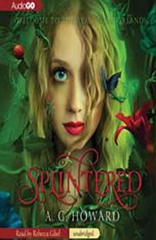 Splintered, A. G. Howard