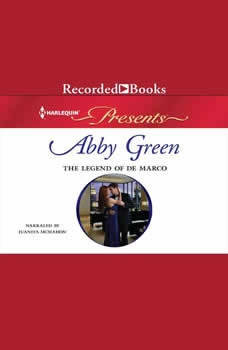 The Legend of de Marco, Abby Green