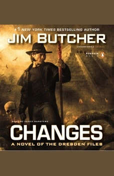 Changes, Jim Butcher