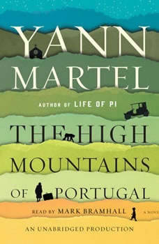 The High Mountains of Portugal, Yann Martel