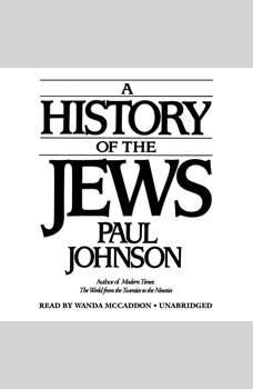 A History of the Jews, Paul Johnson