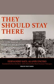 They Should Stay There: The Story of Mexican Migration and Repatriation during the Great Depression The Story of Mexican Migration and Repatriation during the Great Depression, Fernando Saul Alanis Enciso