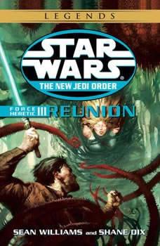 Star Wars: The New Jedi Order: Force Heretic III: Reunion, Sean Williams
