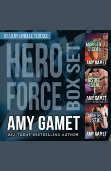 HERO Force Box Set: Books Four - Six, Amy Gamet
