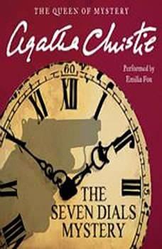 The Seven Dials Mystery, Agatha Christie