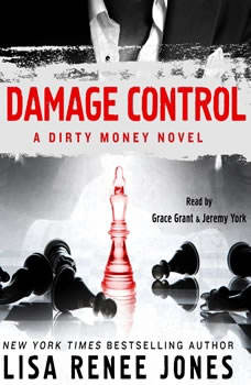 Damage Control: A Dirty Money Novel, Lisa Renee Jones