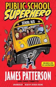 Public School Superhero, James Patterson