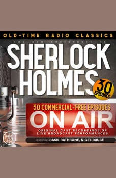THE NEW ADVENTURES OF SHERLOCK HOLMES, 30-EPISODE COLLECTION, Dennis Green