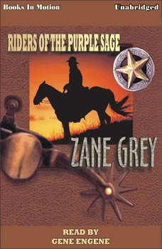 Riders Of The Purple Sage, Zane Gray