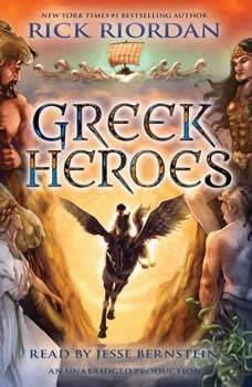 Percy Jackson's Greek Heroes, Rick Riordan