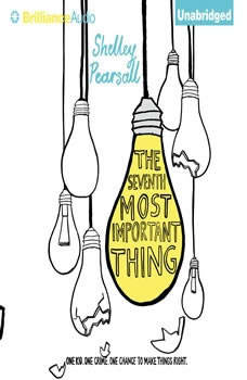 The Seventh Most Important Thing, Shelley Pearsall