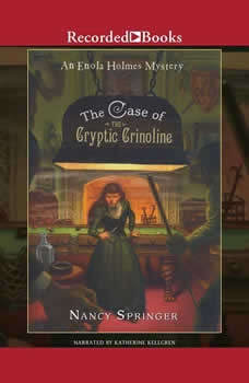 The Case of the Cryptic Crinoline, Nancy Springer