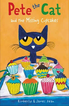 Pete the Cat and the Missing Cupcakes, James Dean