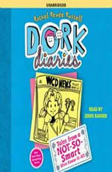Dork Diaries 5: Tales from a Not-So-Smart Miss Know-It-All, Rachel Renee Russell