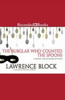 The Burglar Who Counted the Spoons, Lawrence Block