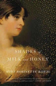 Shades of Milk and Honey, Mary Robinette Kowal