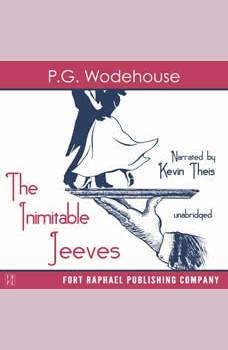 The Inimitable Jeeves - Unabridged, PG Wodehouse