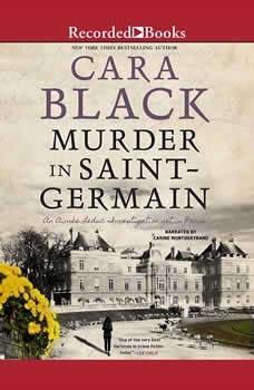 Murder in Saint Germain, Cara Black
