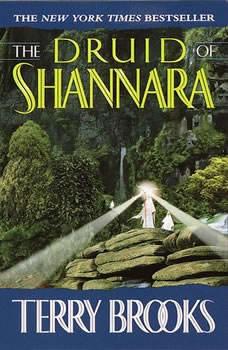 The Druid of Shannara, Terry Brooks