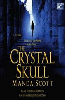 The Crystal Skull, Manda Scott