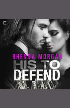 His to Defend, Rhenna Morgan